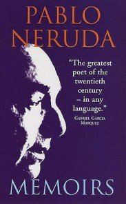 Pablo Neruda Memoirs