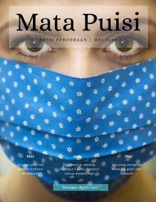 Sampul Majalah Mata Pusi Edisi Percobaan